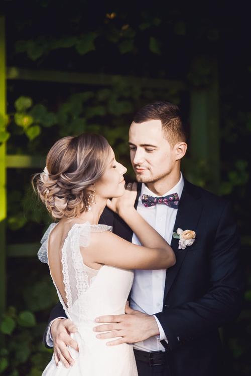 Невеста Ольга в платье «Style 7450» (Ti Adora)