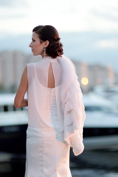 Невеста Яна в платье «Isolde» (Marylise)