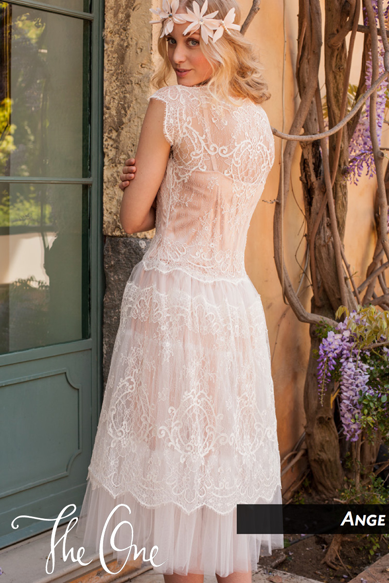 Saloon :: Кружевное свадебное платье, СПб